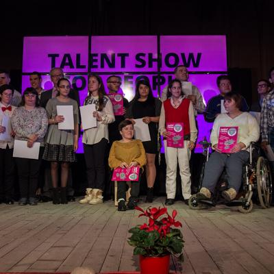 Talent Show for People with Disabilities - 2019 March