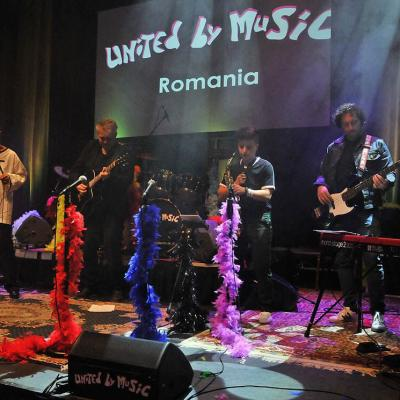United by Music Romania at Benefit Gala Week, 2019 April, Sliedrecht